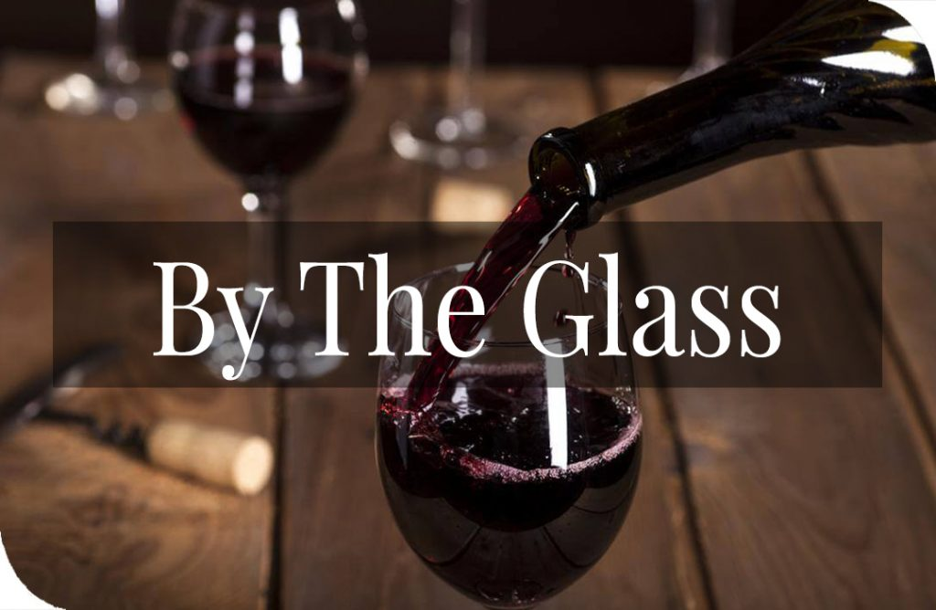 By the glass