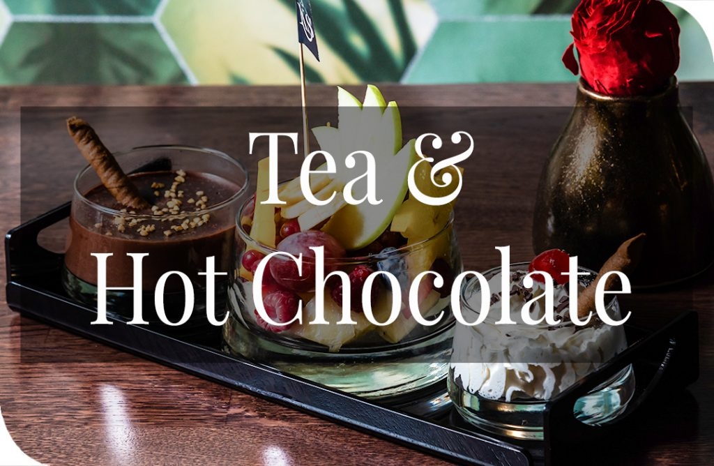 tea hot ch