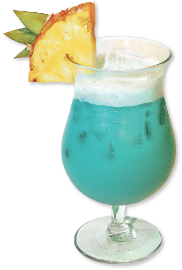 blue colada